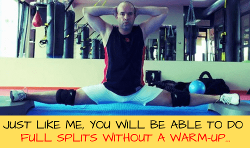 Men – Hyperbolic Stretching